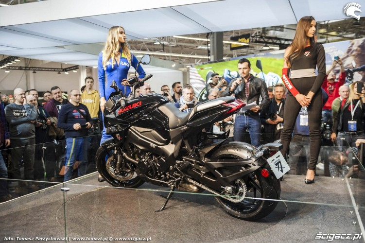 Warsaw Motorcycle Show 2019 137