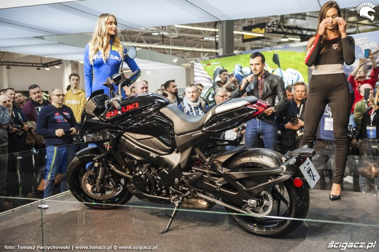 Warsaw Motorcycle Show 2019 138