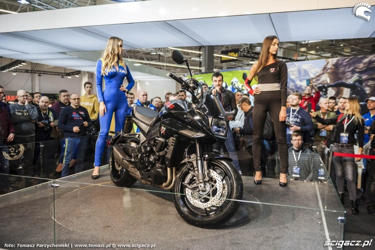 Warsaw Motorcycle Show 2019 141