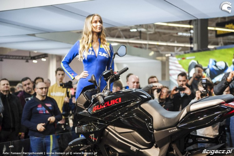 Warsaw Motorcycle Show 2019 142