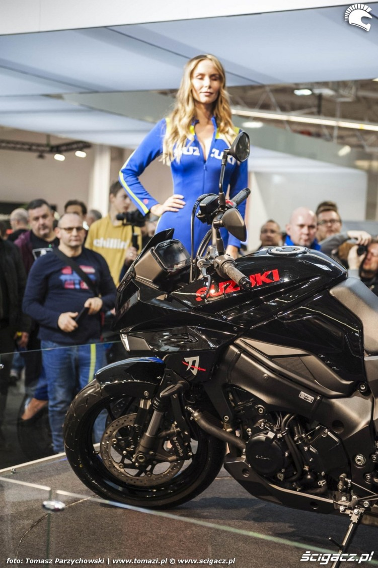 Warsaw Motorcycle Show 2019 143