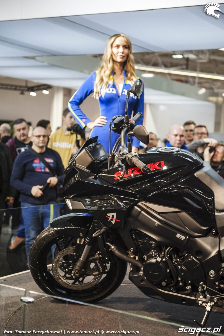 Warsaw Motorcycle Show 2019 144