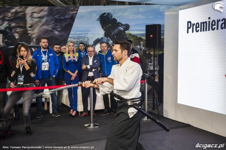 Warsaw Motorcycle Show 2019 158