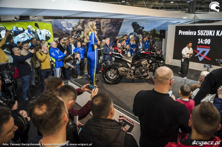 Warsaw Motorcycle Show 2019 163
