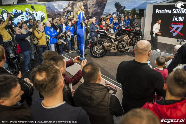 Warsaw Motorcycle Show 2019 164