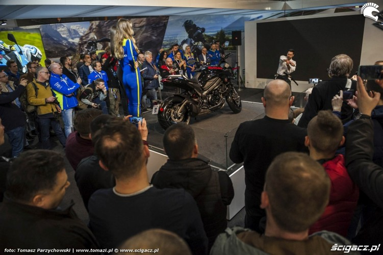 Warsaw Motorcycle Show 2019 165