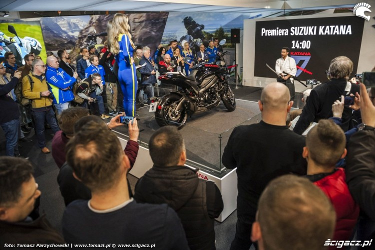 Warsaw Motorcycle Show 2019 166