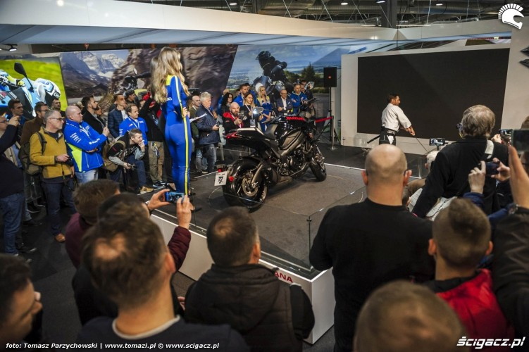 Warsaw Motorcycle Show 2019 167