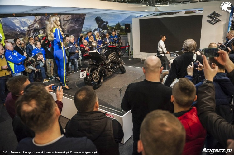 Warsaw Motorcycle Show 2019 168