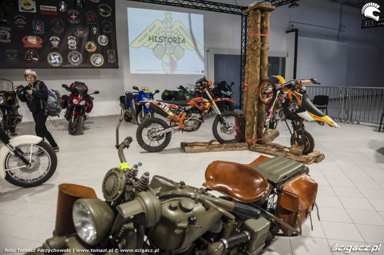 Warsaw Motorcycle Show 2019 169