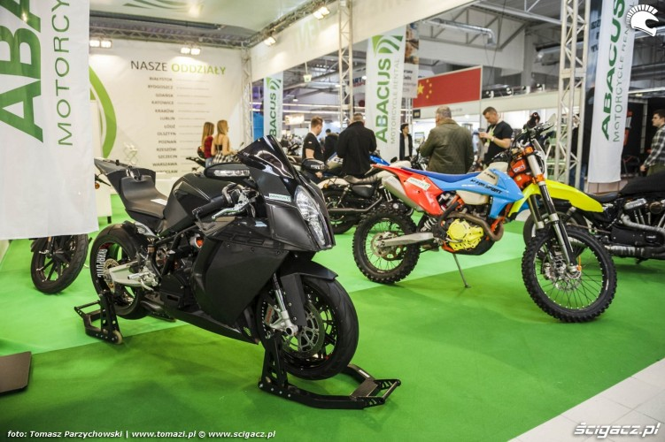 Warsaw Motorcycle Show 2019 172