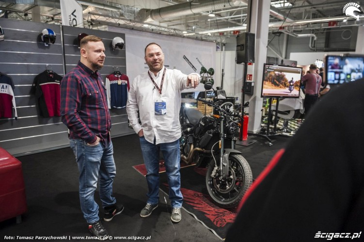 Warsaw Motorcycle Show 2019 174