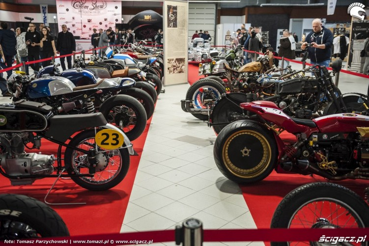 Warsaw Motorcycle Show 2019 186