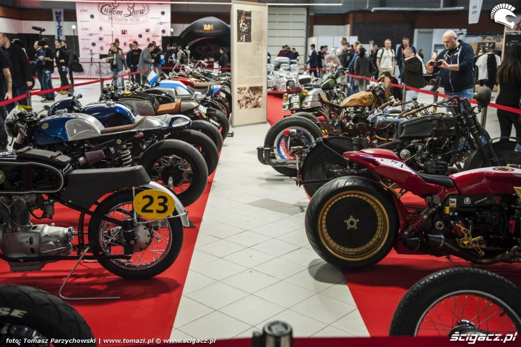 Warsaw Motorcycle Show 2019 187
