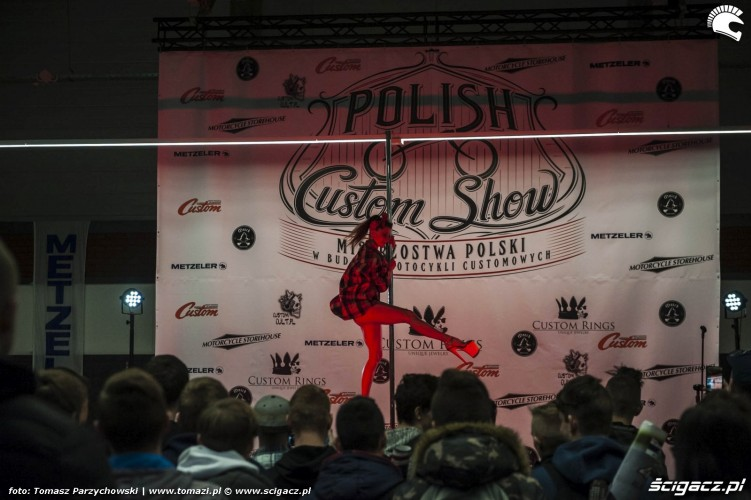 Warsaw Motorcycle Show 2019 188
