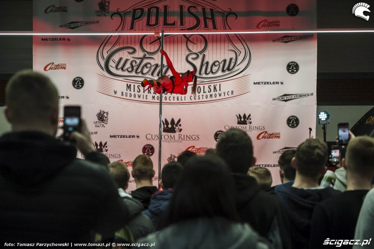 Warsaw Motorcycle Show 2019 193