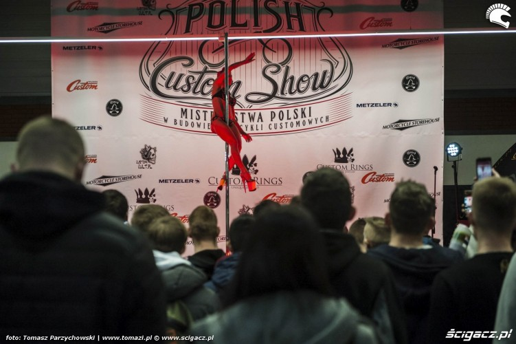 Warsaw Motorcycle Show 2019 194
