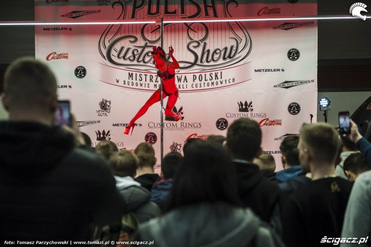 Warsaw Motorcycle Show 2019 195