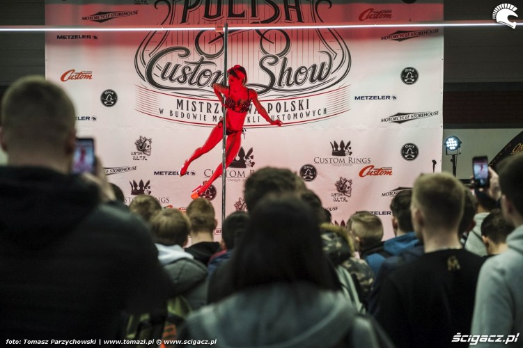 Warsaw Motorcycle Show 2019 196