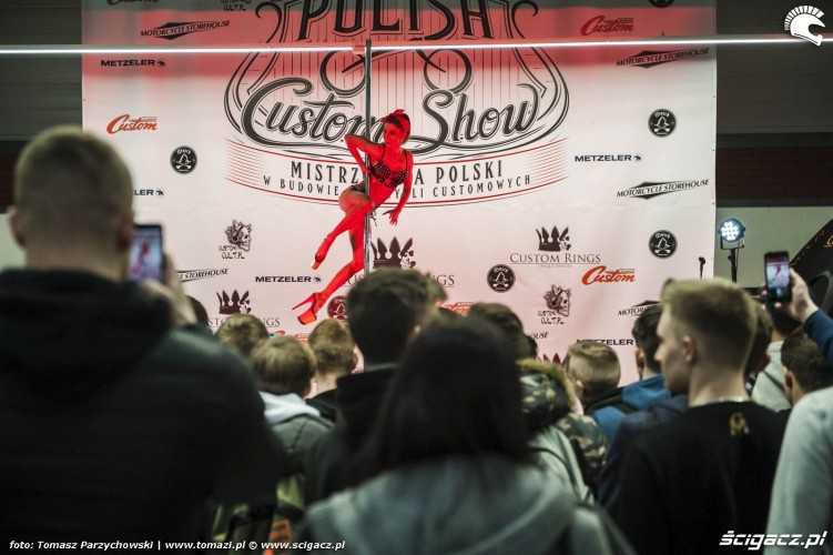 Warsaw Motorcycle Show 2019 197