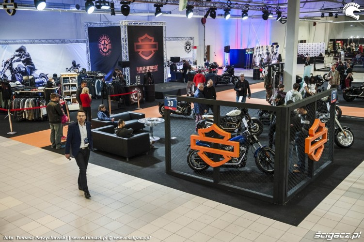 Warsaw Motorcycle Show 2019 198