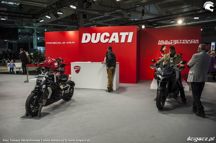 Warsaw Motorcycle Show 2019 199