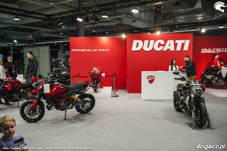 Warsaw Motorcycle Show 2019 200