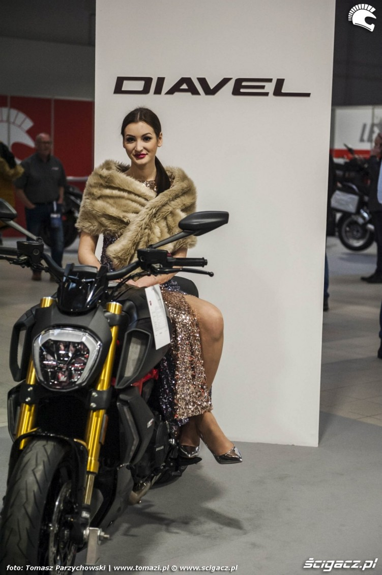 Warsaw Motorcycle Show 2019 201