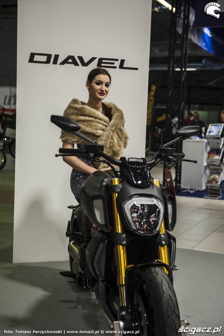 Warsaw Motorcycle Show 2019 202
