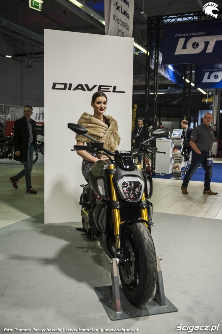 Warsaw Motorcycle Show 2019 203