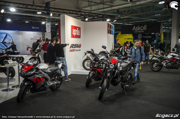 Warsaw Motorcycle Show 2019 206