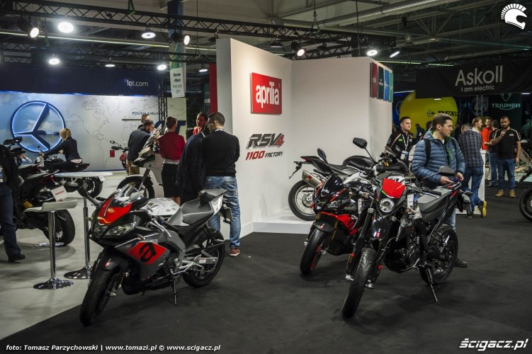 Warsaw Motorcycle Show 2019 207
