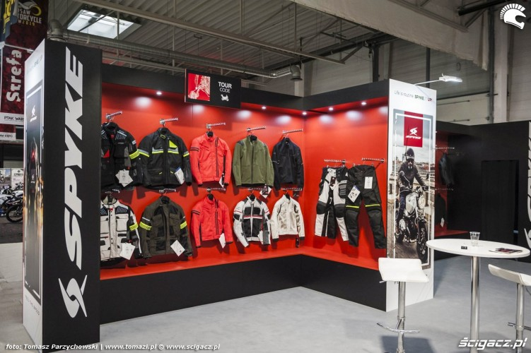 Warsaw Motorcycle Show 2019 216