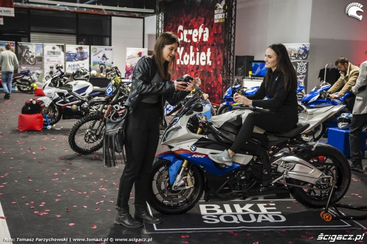 Warsaw Motorcycle Show 2019 221
