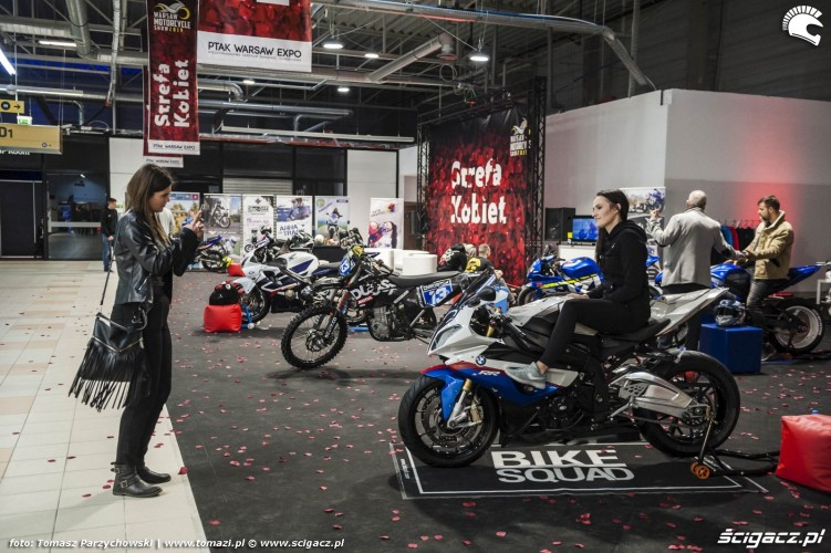 Warsaw Motorcycle Show 2019 222
