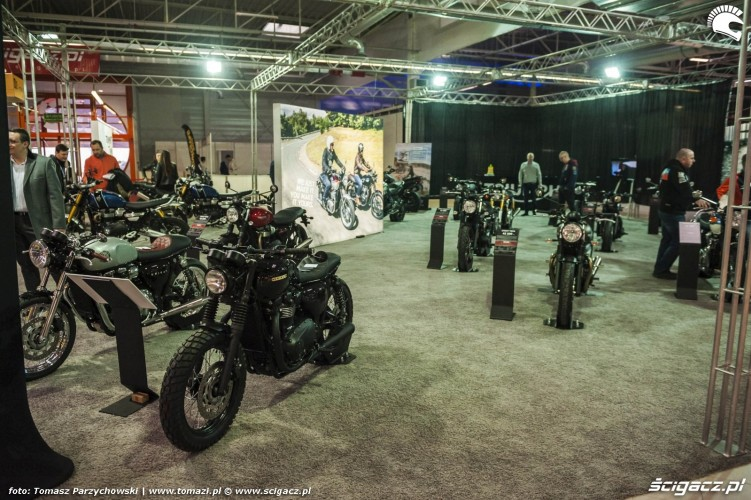 Warsaw Motorcycle Show 2019 223