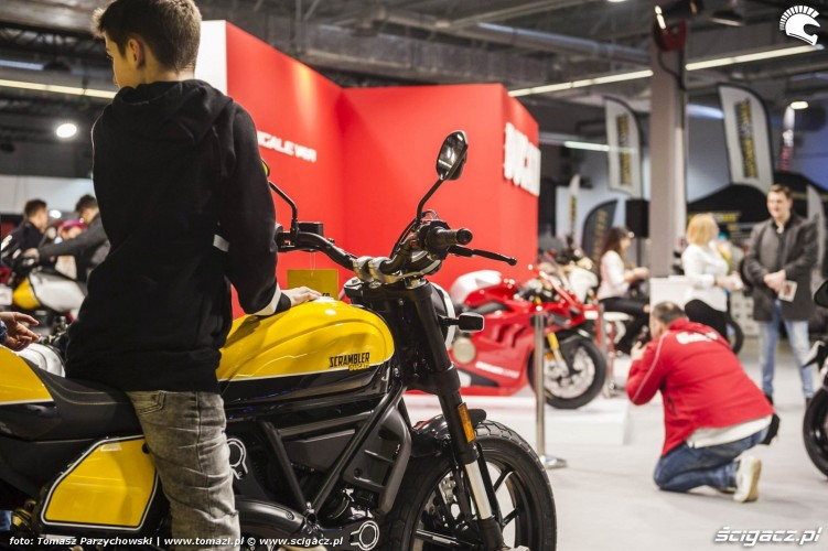 Warsaw Motorcycle Show 2019 224