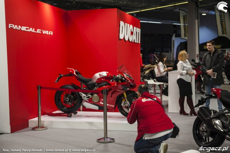 Warsaw Motorcycle Show 2019 225