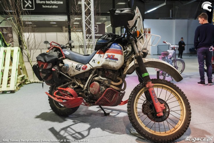Warsaw Motorcycle Show 2019 228