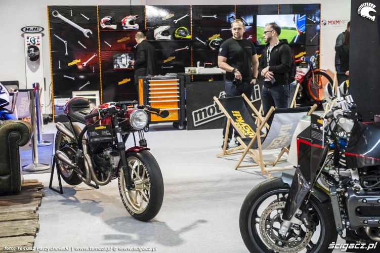 Warsaw Motorcycle Show 2019 229