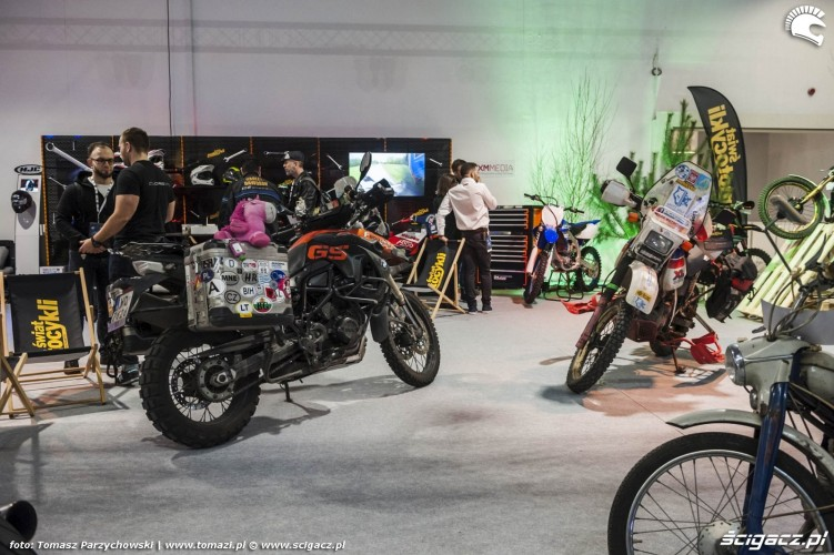 Warsaw Motorcycle Show 2019 230
