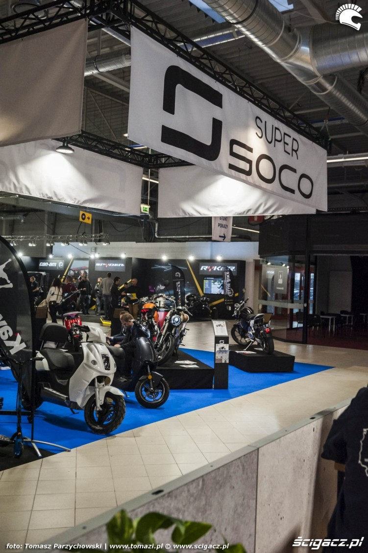 Warsaw Motorcycle Show 2019 233
