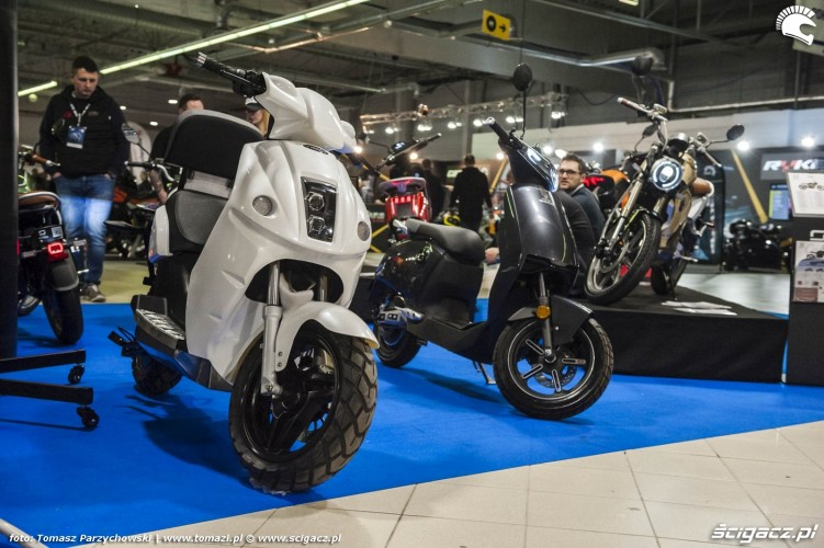 Warsaw Motorcycle Show 2019 234