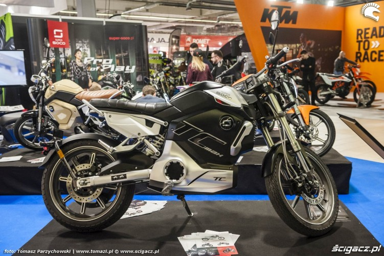 Warsaw Motorcycle Show 2019 235