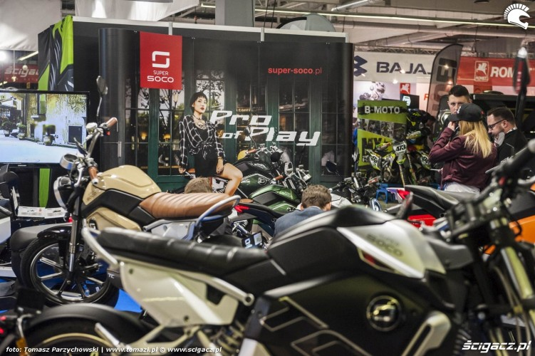 Warsaw Motorcycle Show 2019 236