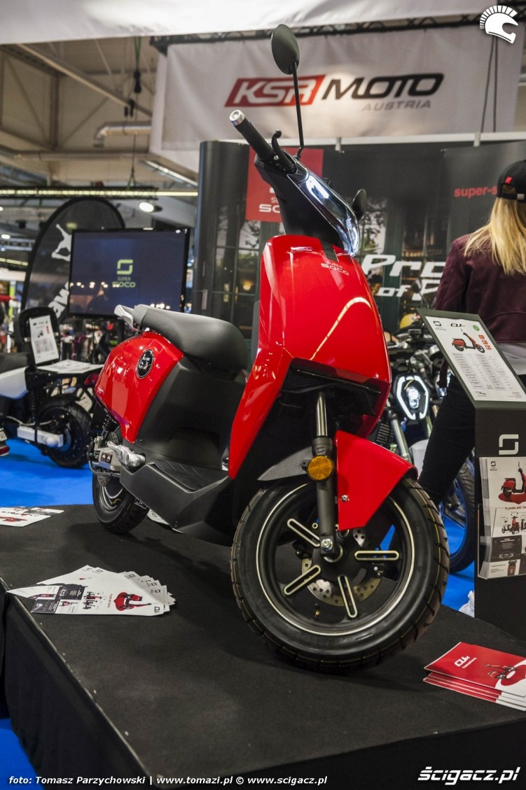 Warsaw Motorcycle Show 2019 239