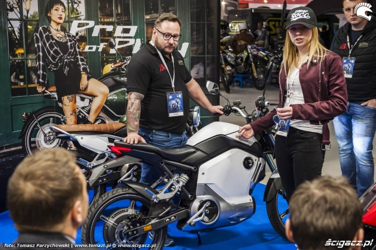 Warsaw Motorcycle Show 2019 240