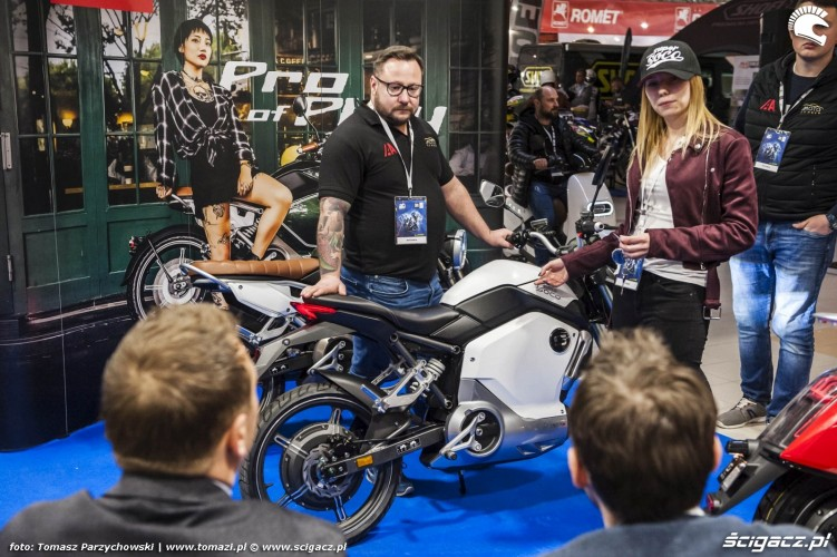Warsaw Motorcycle Show 2019 241