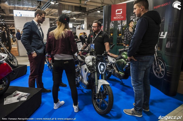 Warsaw Motorcycle Show 2019 242
