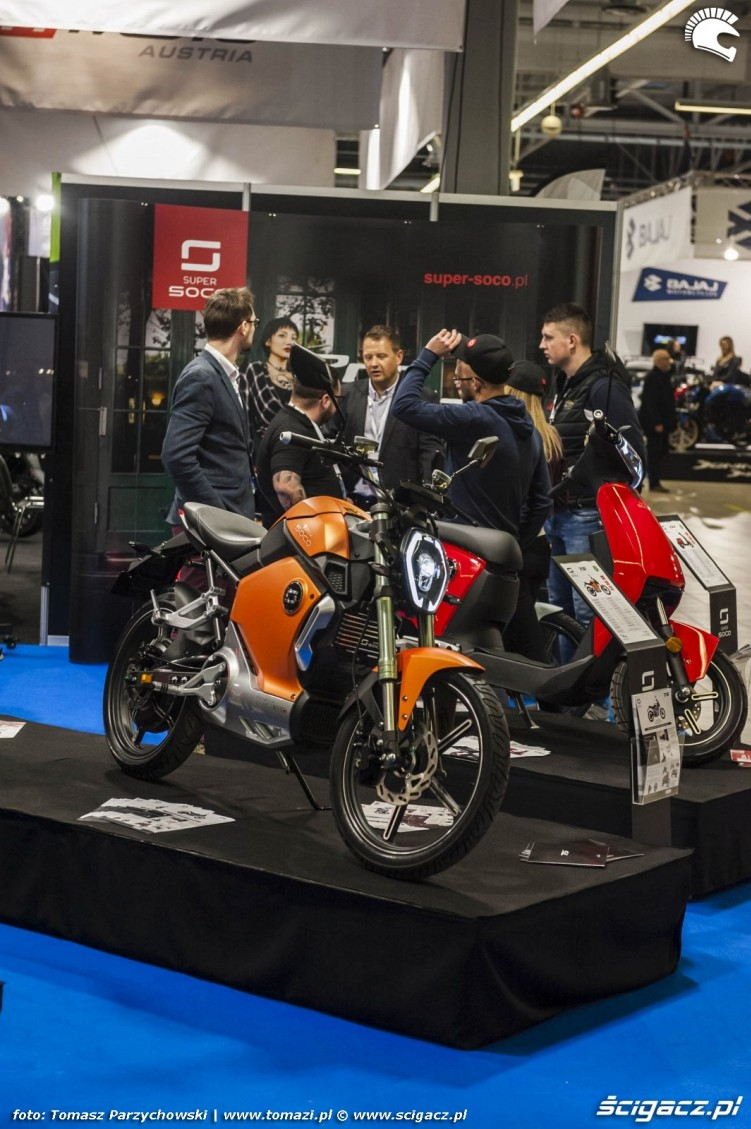 Warsaw Motorcycle Show 2019 245